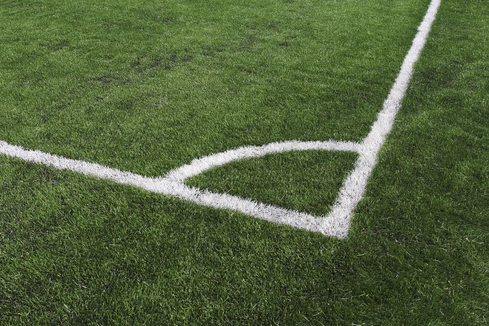 Fußballfeld klein