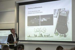 Read more about the article Internationale Konferenz zu neuesten Trends der Sportstättenplanung in Prag