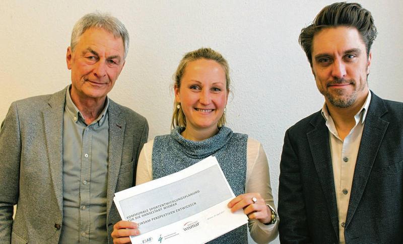 You are currently viewing Sportentwicklungsplanung für Wismar: INSPO präsentiert Zwischenergebnis