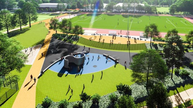 You are currently viewing Sportstätteninfrastruktur in der wachsenden Stadt