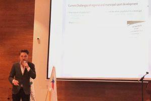 Read more about the article Israelisch-deutsche Kooperation: Wissenschaftlicher Austausch zu Sport- und Stadtentwicklung in Israel