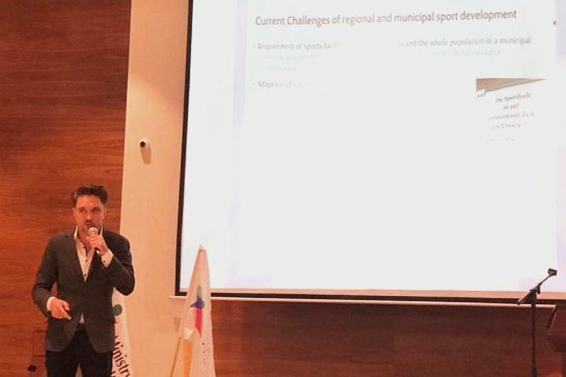 You are currently viewing Israelisch-deutsche Kooperation: Wissenschaftlicher Austausch zu Sport- und Stadtentwicklung in Israel