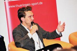 You are currently viewing Impulsvortrag zum Auftakt: Prof. Dr. Barsuhn eröffnet Sportforum des Landessportbundes Thüringen
