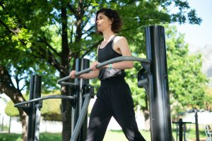 Read more about the article Outdoor-Fitness am Helmholtzplatz im Berliner Bezirk Pankow